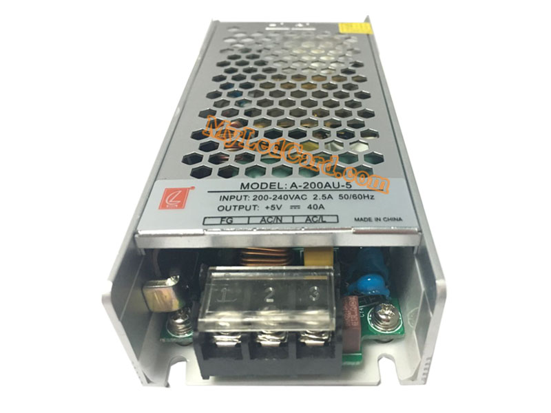 CZCL A-200AU-5 LED Display Power Supply