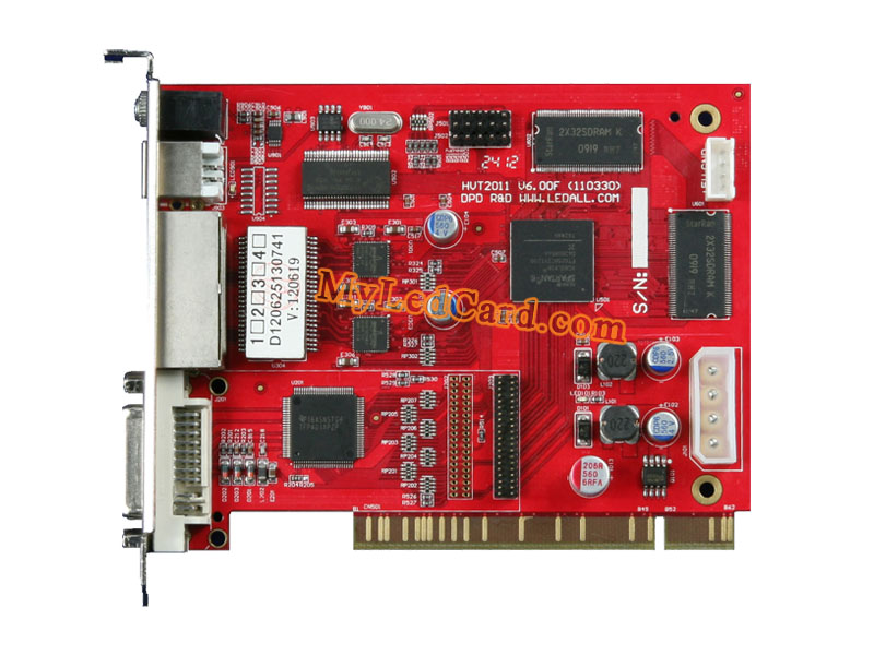 DBStar DBS-HVT11IN LED Display Sending Card for Sale