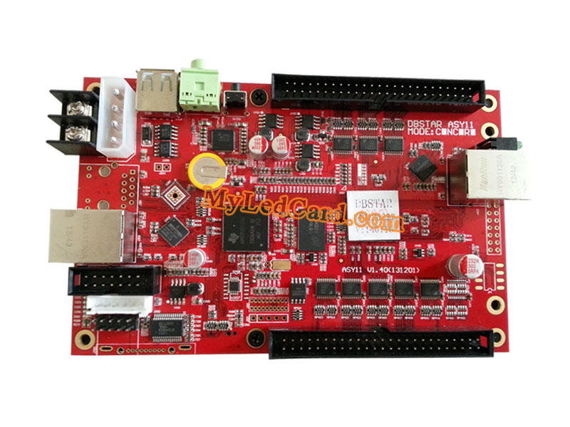 DBStar DBS-ASY11C Asynchronous LED Board System Card