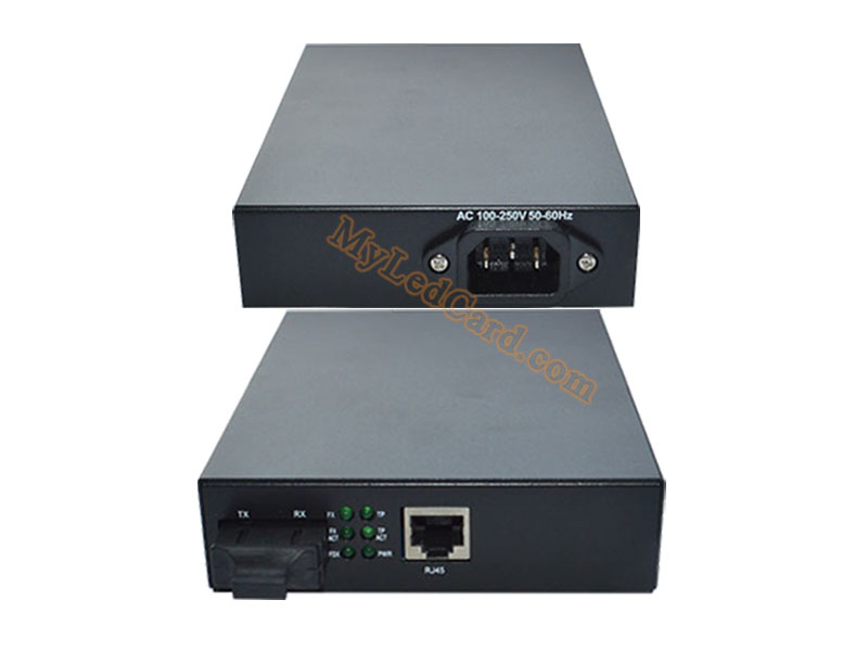DBStar DBS-CFC09SF Single Mode Optic Fiber Converter