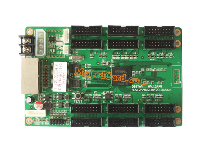 DBStar DBS-HRV12A75 LED System Receiver Card