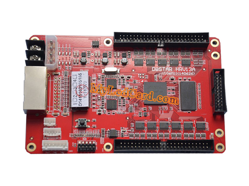 DBStar DBS-HRV13A Full Color LED Display Receiving Card