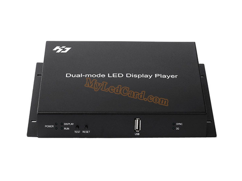 HD-A601 Full Color Async Sync Dual-mode LED Controller (LED Display Player Box)