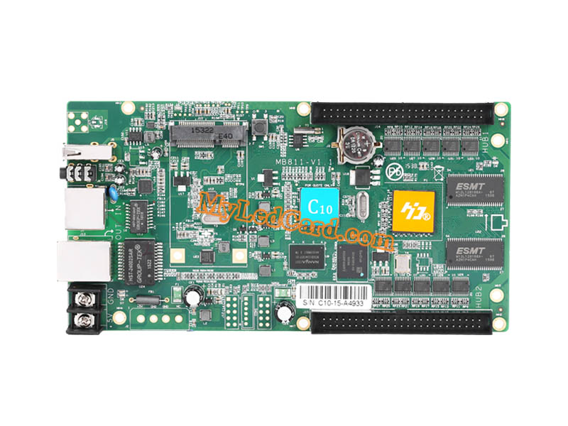 HD-C10 Asyn Media LED display Controller Card