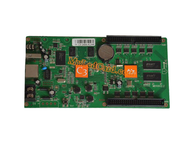 HD-C3 Full Color LED Board Control Card