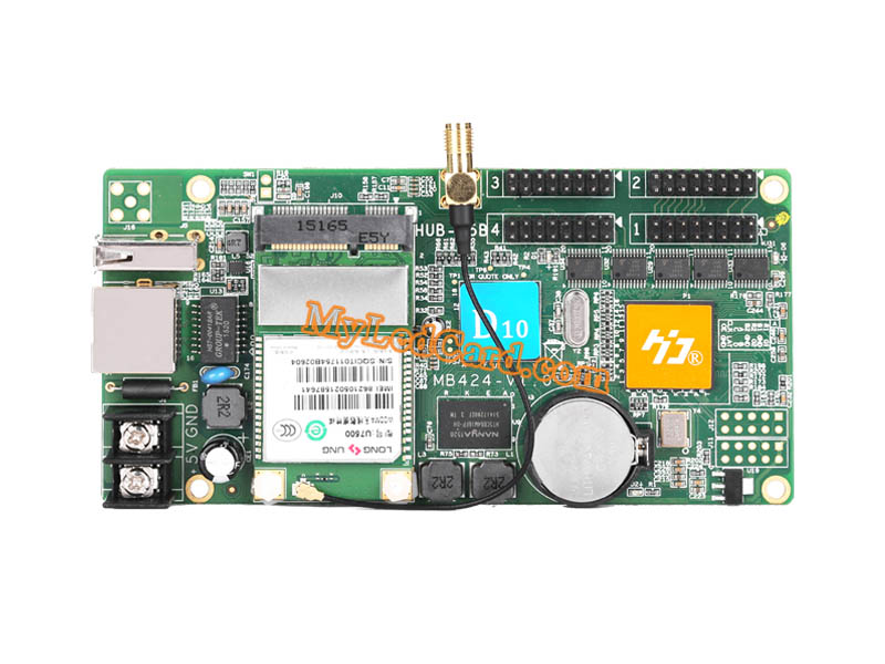 HD-D10 High Performance LED Video Board Controller Card