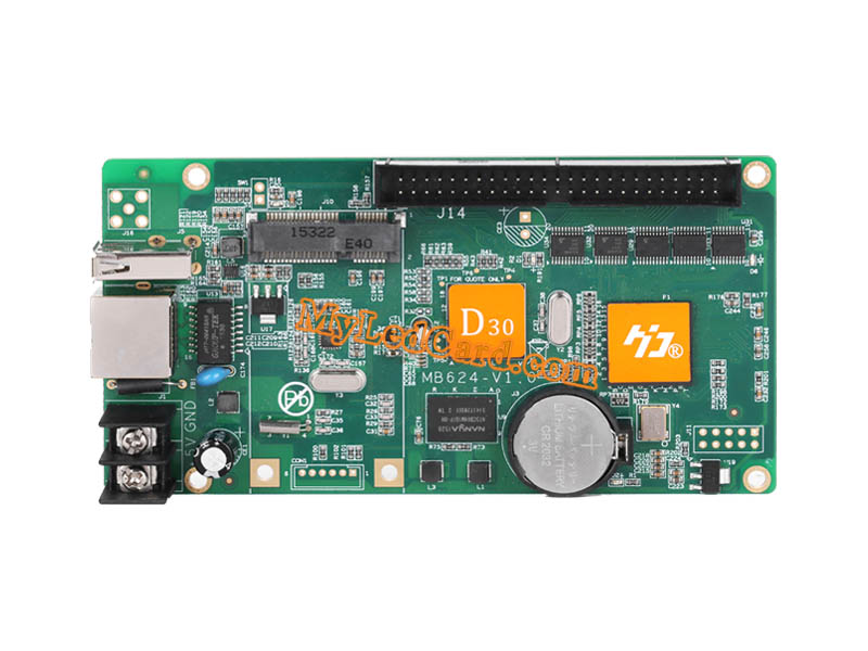 HD-D30 Asynchronous Full Color LED Screen Control Card