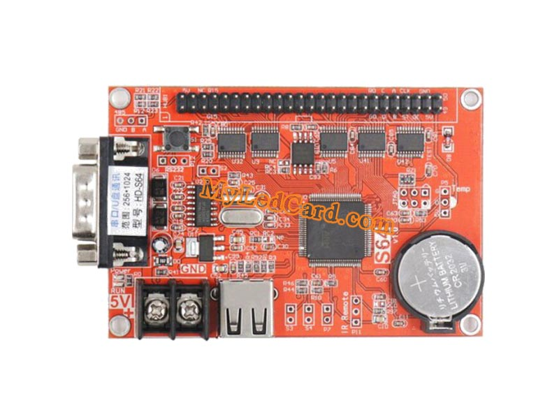 HD-S64 LED Display USB Driver Controller Card
