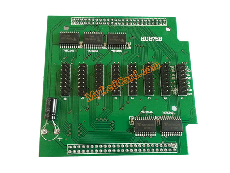 HUB75B LED Screen Adapter Board