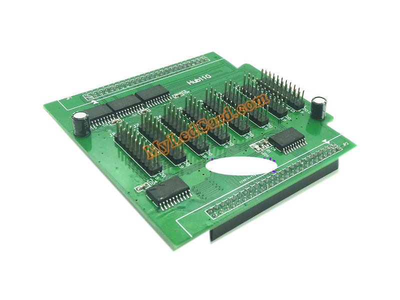 Hub110 LED Display Hub Card