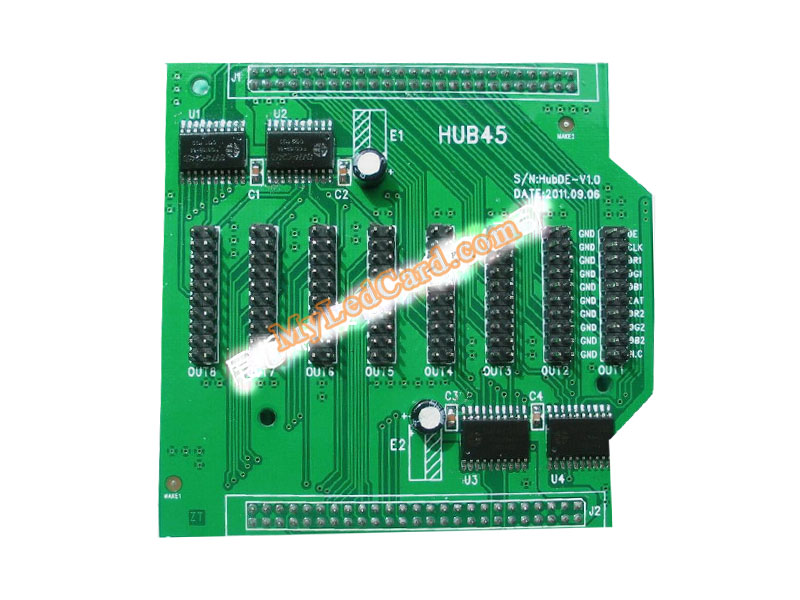 Hub45 LED Display Hub Card