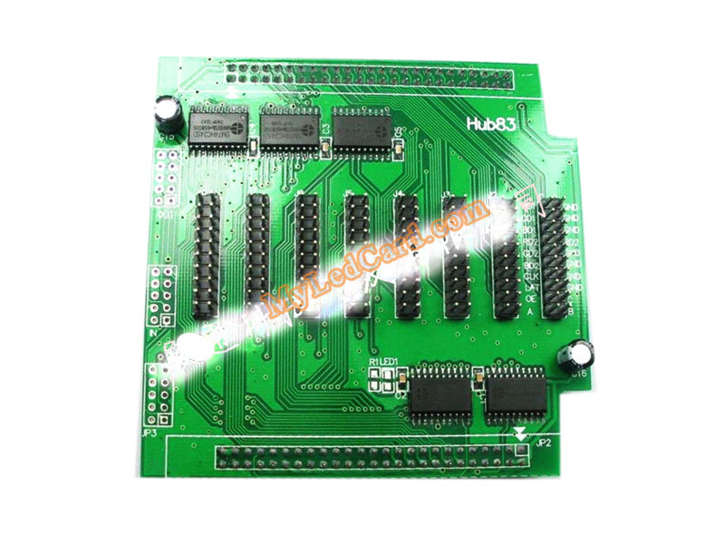 Hub83 LED Screen Hub Card