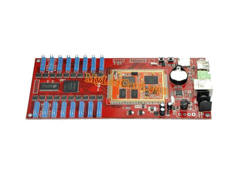 Kaler Z16 LED Display Controller with USB and Ehternet