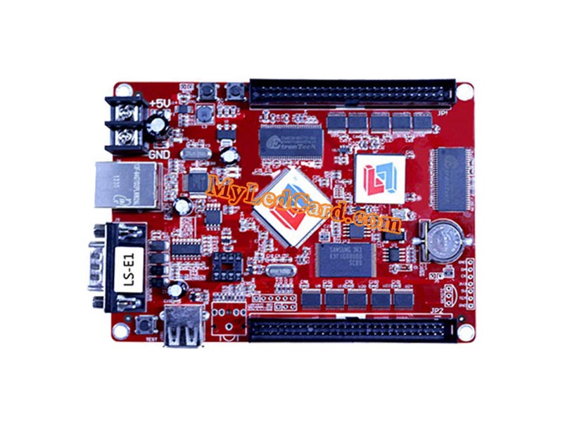 LiSten LS-E1 LED Controller Card With LAN+USB+Serial Ports