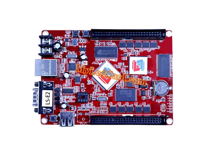 LiSten LS-E2 LED Control Card With LAN+USB+Serial Port