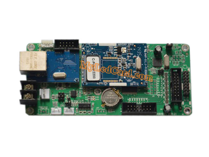 Lumen C-Power2200 Animation and Graphic LED Control Card