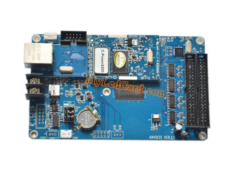 Lumen C-Power 6200 Asynchronous LED Sign Controller