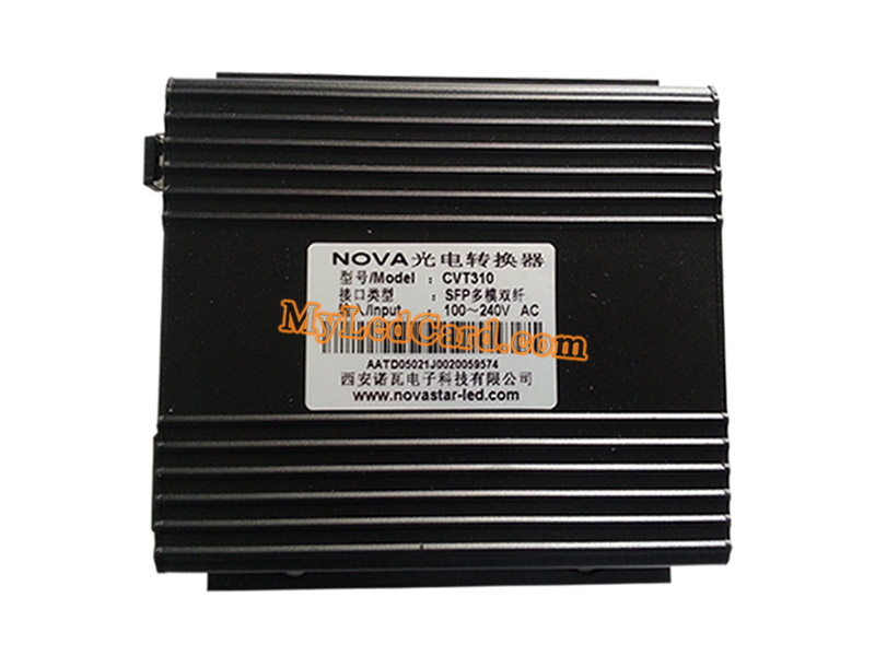 Novastar CVT310 Multi Mode Optical Fiber Converter