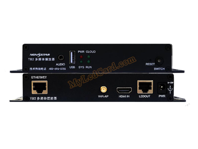 Novastar TB2 Dual Mode LED Player System