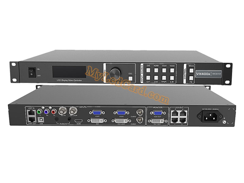 Novastar VX400s Cost Effective LED Video Controller