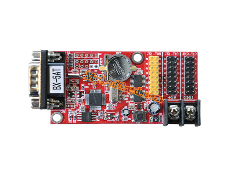 OnBon BX-5AT Single/Dual Color LED display LED Controller Card