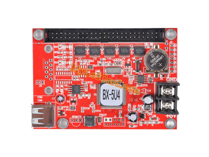 OnBon BX-5U4 Bus LED Scrolling Board Controller Card