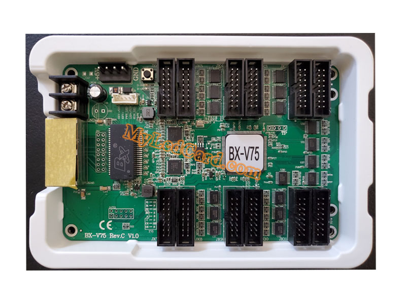 OnBon BX-V75 Synchronous Multi Color LED Receiver Card