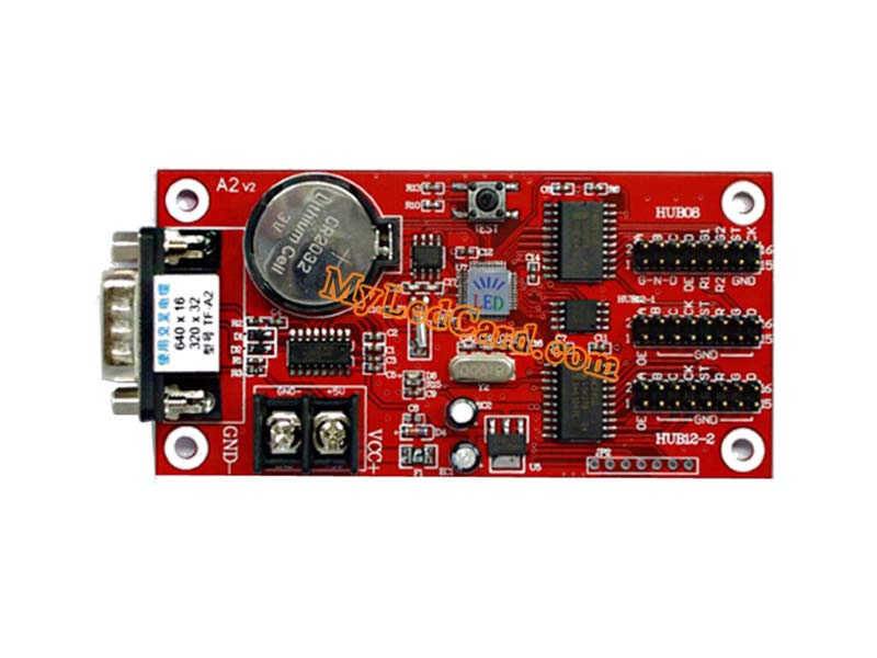 TF-A2 RS232 Serial Port LED Display Controller