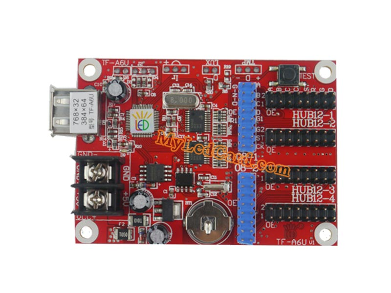TF-A5U TF-A6U Wireless USB LED Sign Controller Card