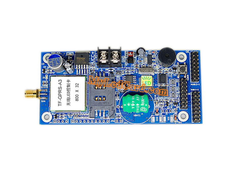TF-GPRS-A3 Wireless GPRS LED Display Sign Control Card
