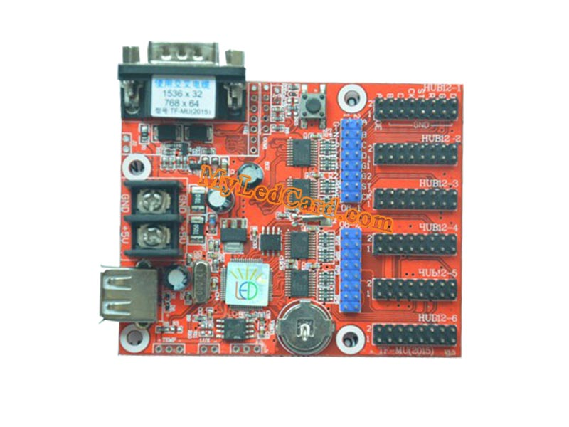 TF-MU LED Sign Board Control System Card