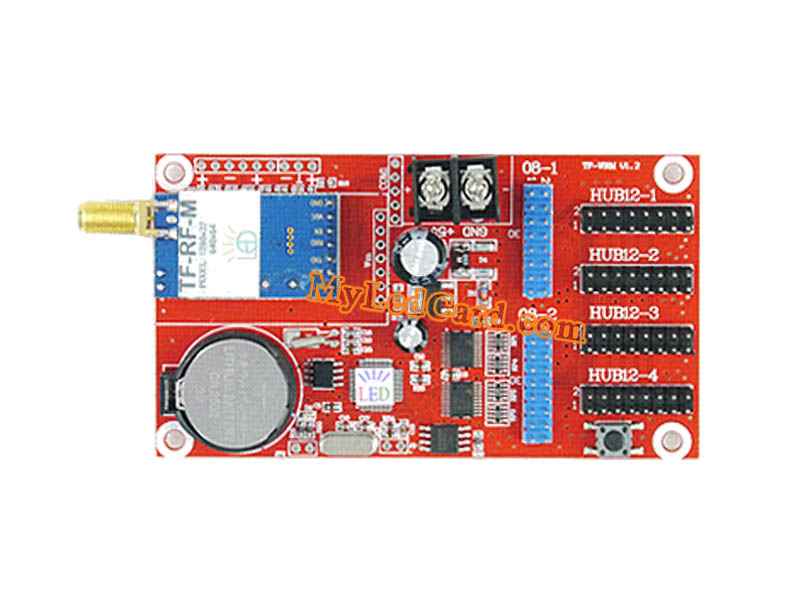 TF-RF-M Wireless and Remote LED Board Control Card