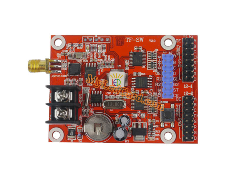 TF-SW Wireless WIFI LED Sign Controller Card
