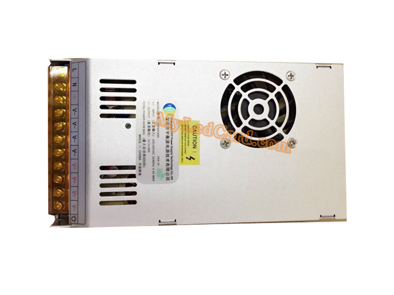 YHP401AS5 YHY 400W LED Switching Power Supply