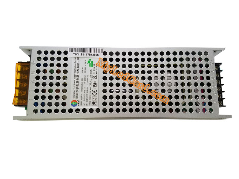 YHY YHP251AM4.2-001 LED Wall Power Supply