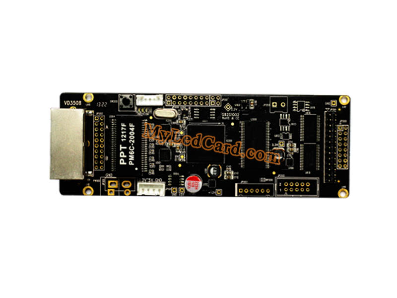 ZDEC V82RV02 ZQ-V8-RV02 LED Receiver Card