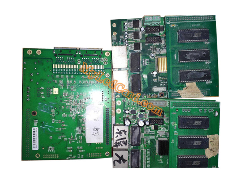 Zdec V5 System VD2843 Main LED Receiving Card